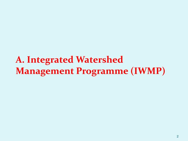 thesis on integrated watershed management Socio-cultural factors affecting women's participation in watershed resources management in chahi catchment,  a thesis submitted in partial fulfillment of the requirements for the award of the degree of master of science in integrated watershed management in the school of pure and applied sciences of kenyatta university september, 2014.