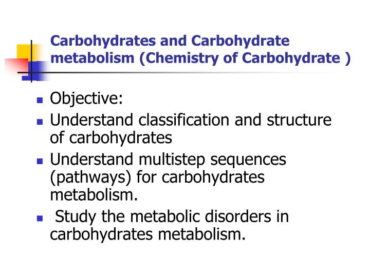 a study of carbohydrates At the same time, high-carb diets -- containing an average 77 percent carbohydrates -- were associated with a 28 percent increased risk of death versus low-carb diets.