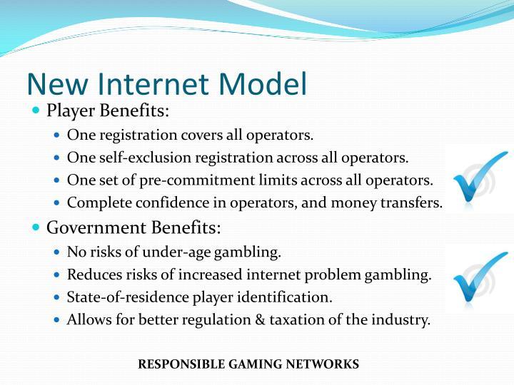 New Internet Model