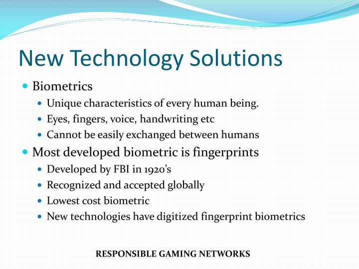 New Technology Solutions