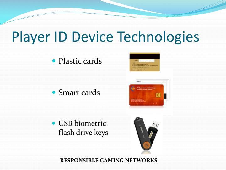 Player ID Device Technologies