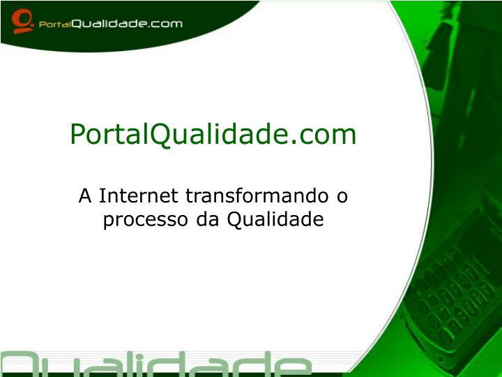 PortalQualidade.com