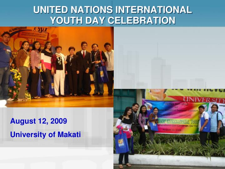 UNITED NATIONS INTERNATIONAL
