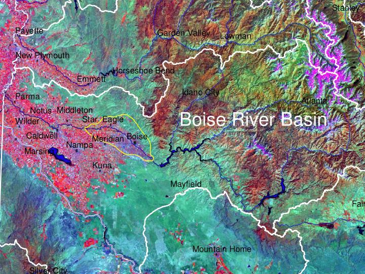 Boise River Basin