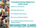 personalized learning helping every student succeed