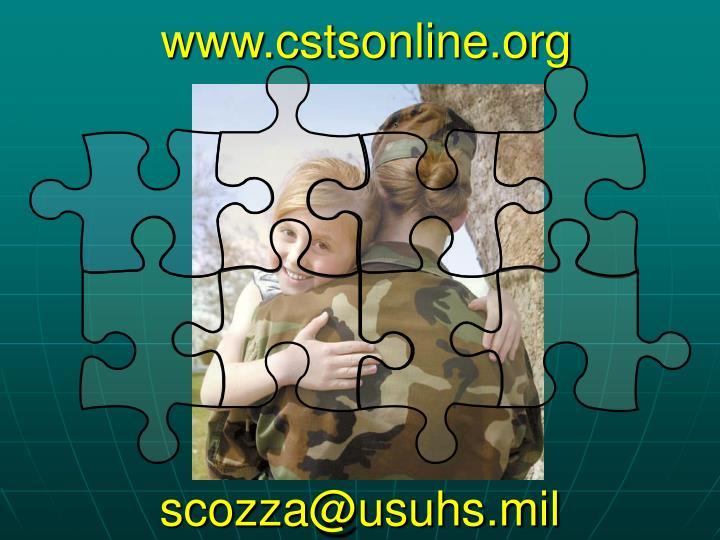 www.cstsonline.org