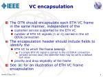 vc encapsulation