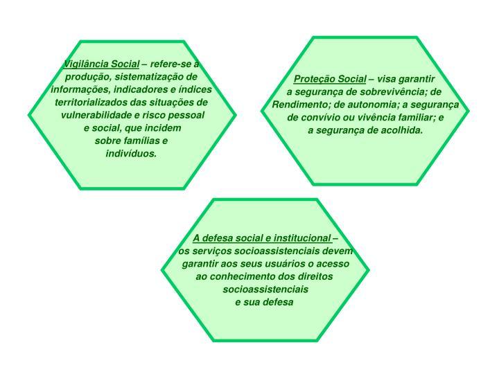 Proteção Social