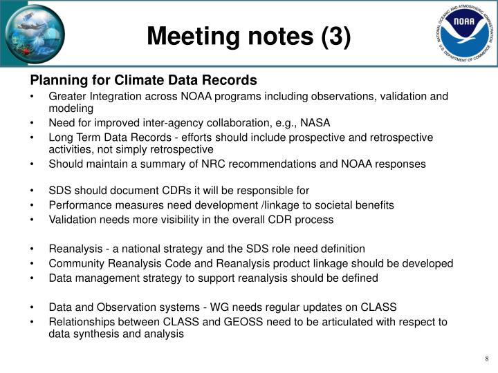 Meeting notes (3)