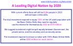 a leading digital nation by 2020