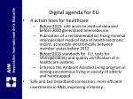 digital agenda for eu