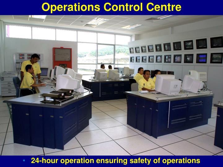 Operations Control Centre