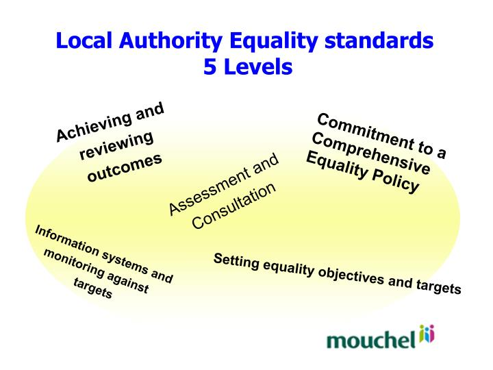 Local Authority Equality standards