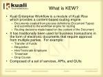 what is kew1