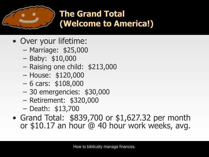The Grand Total