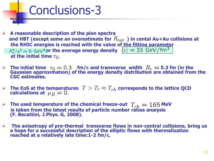 Conclusions-3