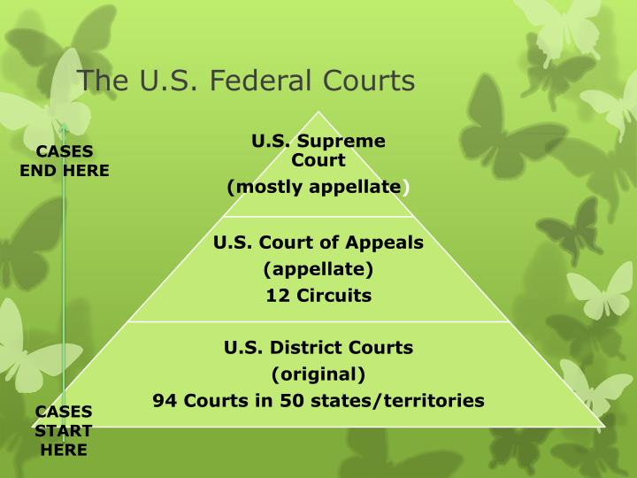 The U.S. Federal Courts
