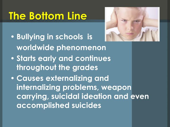 causes of mental health and bullying in prison criminology essay Key factors of the prison environment that influenced prisoners' mental health included isolation and lack of mental stimulation, drug misuse, negative relationships with prison staff, bullying, and lack of family contact.