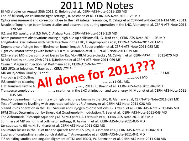 2011 md notes1