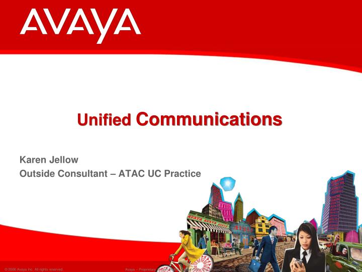 unified communications n.