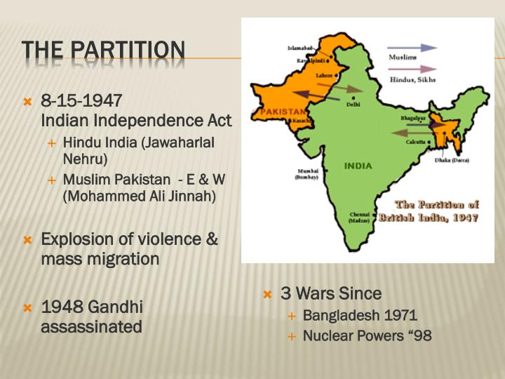 The Partition