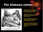 the alabama claims