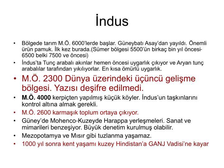 İndus