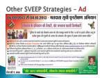 other sveep strategies ad