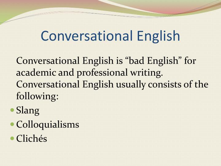 Spoken english syllabus | sentence (linguistics) | conversation.