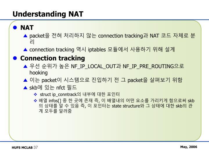 Understanding NAT