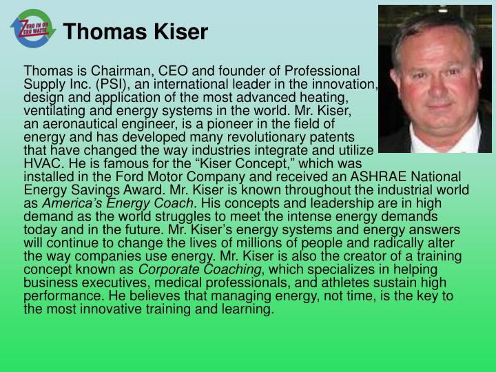 Thomas Kiser