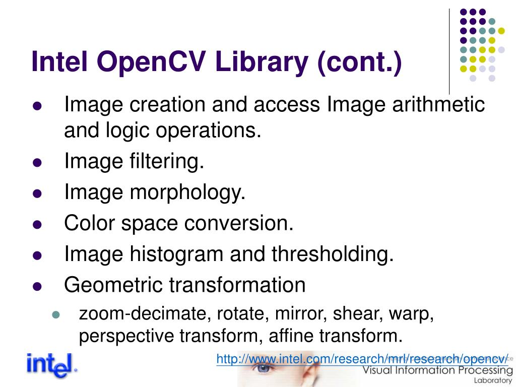 PPT - Computer Vision PowerPoint Presentation - ID:4660412