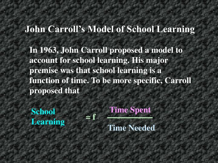 john carroll essay John carroll university states that a critical essay involves evaluating information, theories or situations and analyzing information, posing questions and challenging information since the thesis is driving the essay, the analysis should directly support the essay's single main idea.