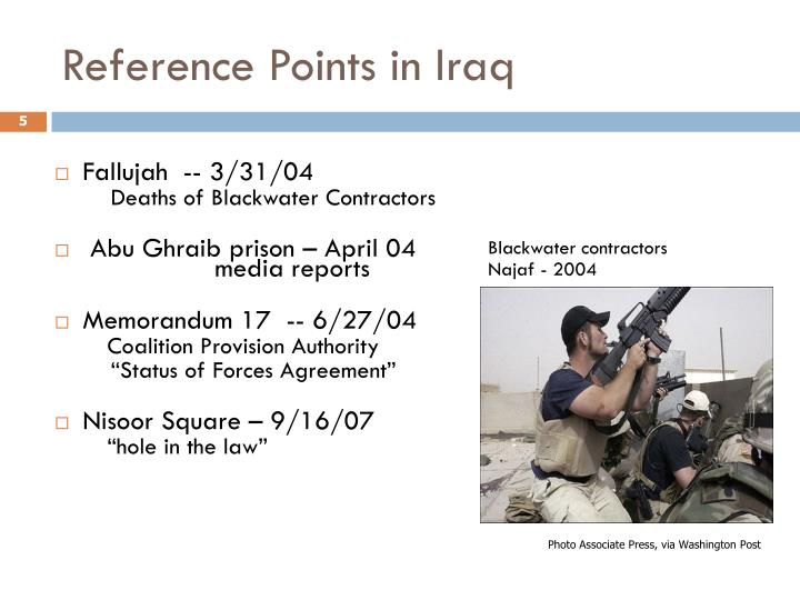 Fallujah  -- 3/31/04
