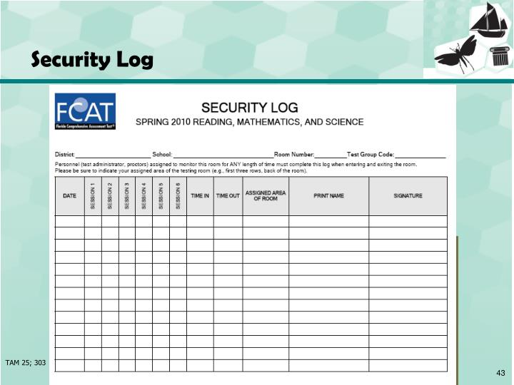 Security Log
