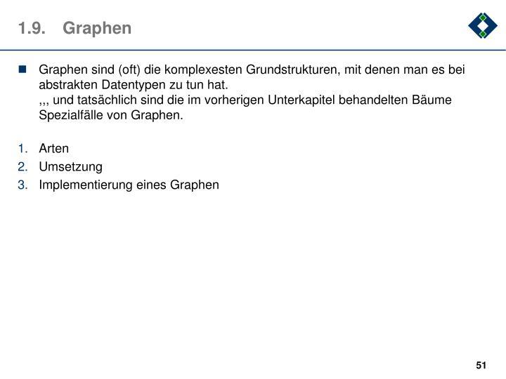 1.9.Graphen