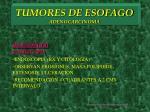 tumores de esofago adenocarcinoma6