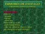tumores de esofago carcinoma celulas escamosas1