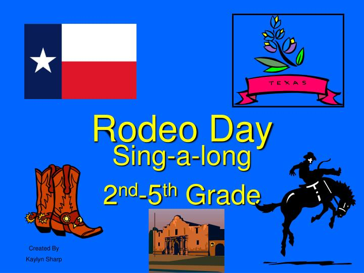 rodeo day n.