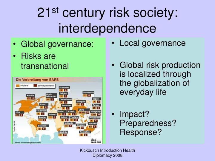 Global governance: