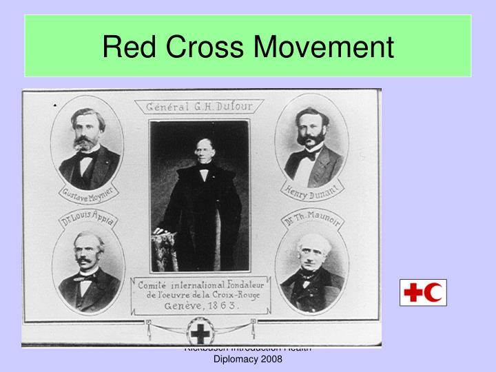 Red Cross Movement