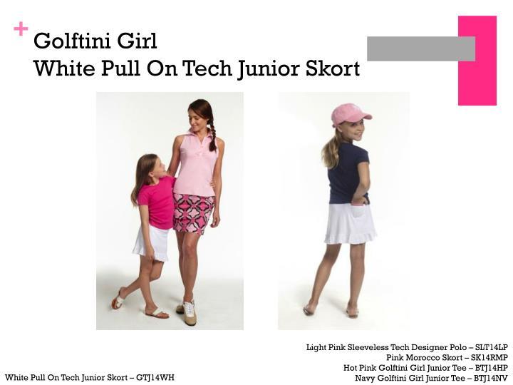 Golftini Girl