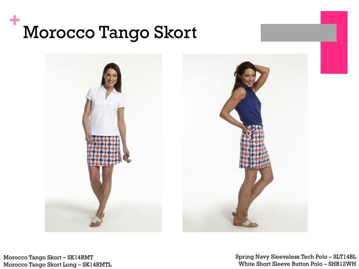 Morocco Tango