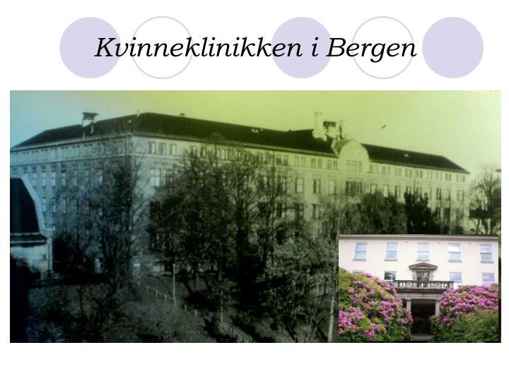 Kvinneklinikken i Bergen