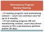 permanency progress review hearing1