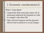 2 economic considerations 2