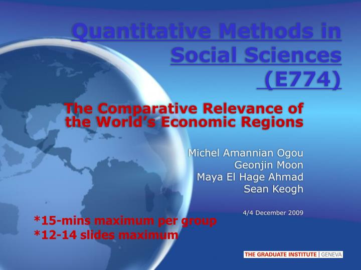 comparison of the social sciences Comparative research methods research methods in the social sciences (pinter difficult to reach over research parameters and units of comparison.