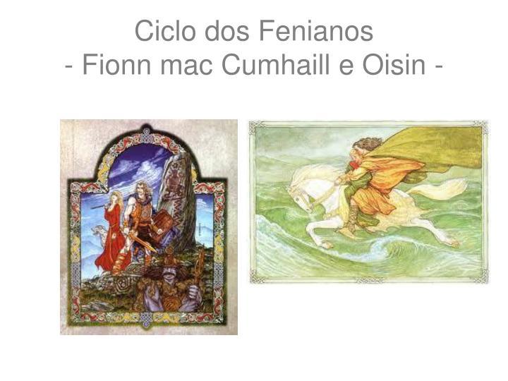 Ciclo dos Fenianos