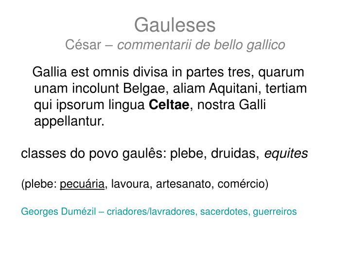 Gauleses