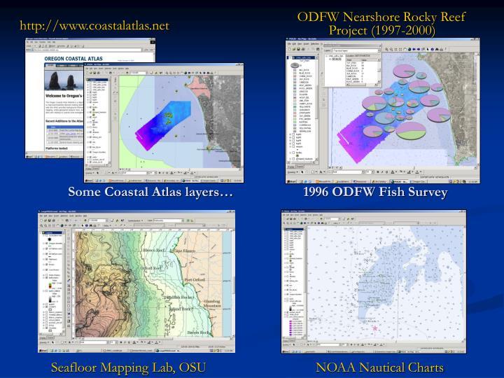 ODFW Nearshore Rocky Reef Project (1997-2000)